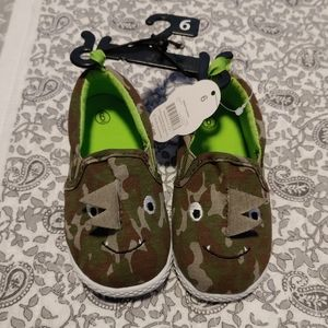 New Toddler/ Baby Dinosaur Shoes